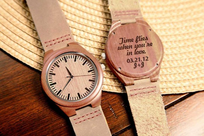 Time and Love Quotes to Engrave On a Watch